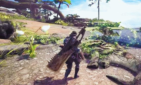 Monster Hunter World gets a release date