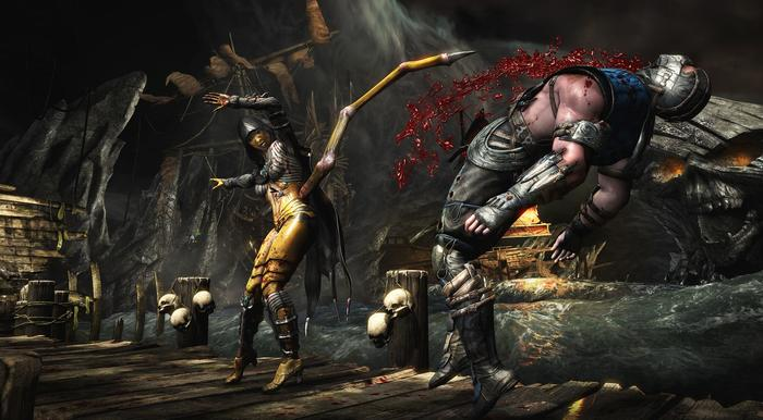 Mortal Kombat XL screenshot