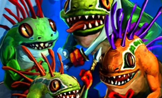 Hearthstone gets festive with a Murloc Winter Veil album