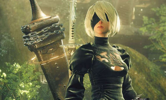 There's 43 minutes of NieR: Automata gameplay now available