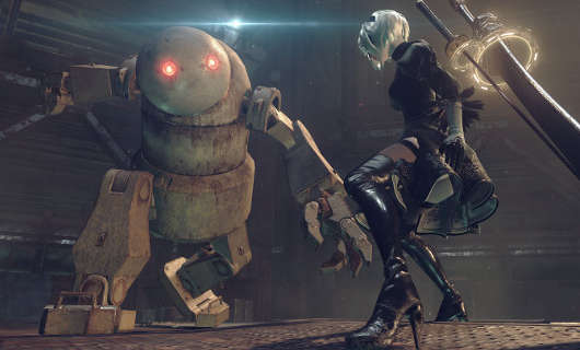 Demo for NieR: Automata goes live this month