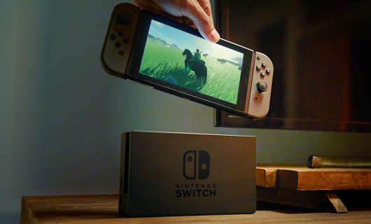 Nintendo Switch debuts on The Tonight Show with Jimmy Fallon