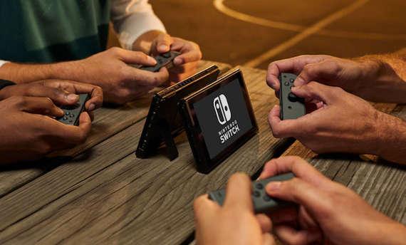 Nintendo Switch - how to add friends