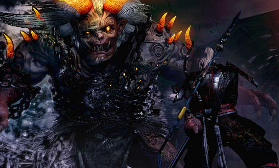 Watch the opening movie for Nioh
