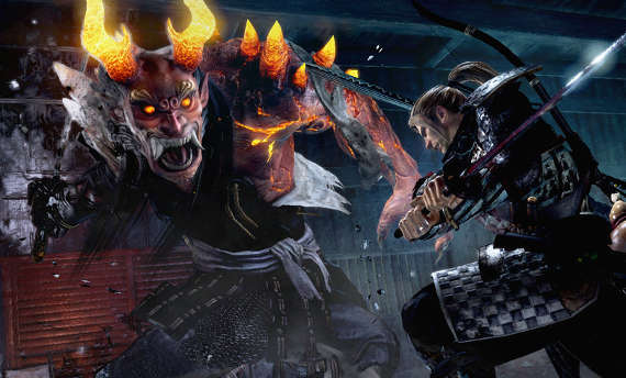 You'll be able to test Nioh this weekend for the last time