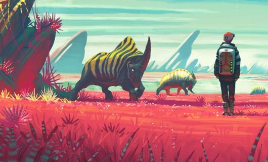 ASA does not uphold complaints against No Man's Sky advertising