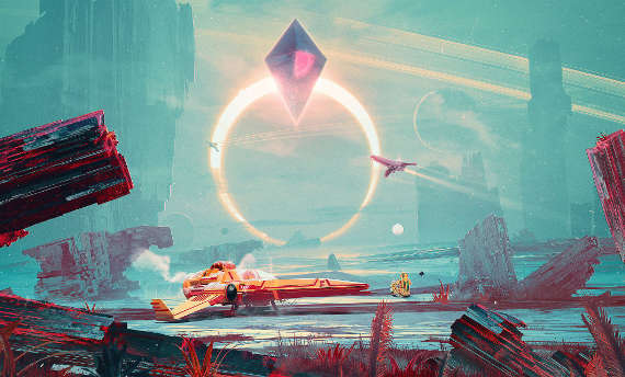 No Man's Sky gets a really hefty update
