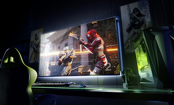nvidia bfgd gaming tv