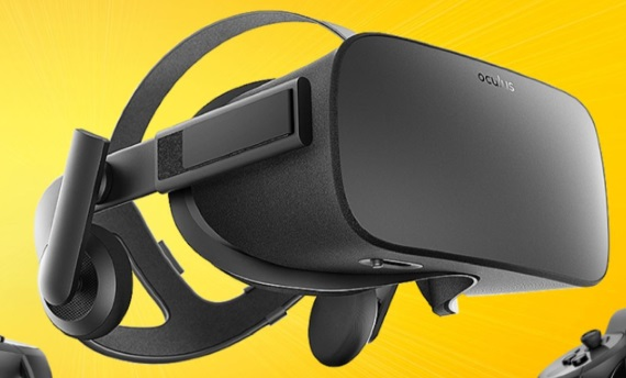 Oculus Rift and Touch controller get price cut