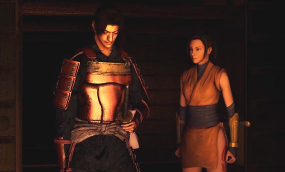 onimusha warlords remaster announced