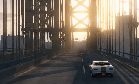 Take a look at Liberty City recreated in GTA V