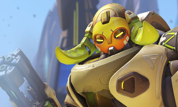Orisa is the newest hero in Overwatch