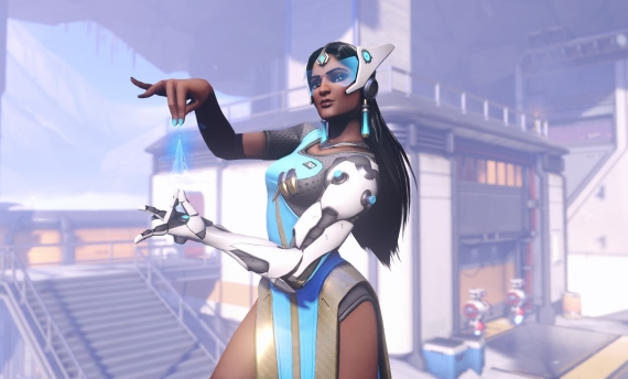 The long awaited rework for Symmetra is here