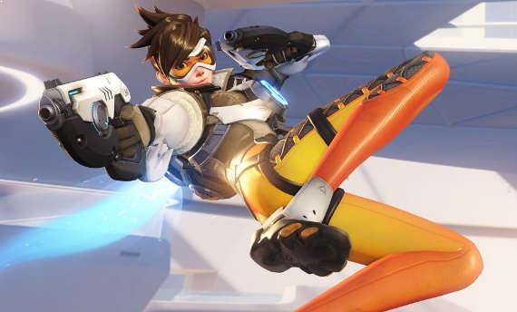 Additional characters and maps are in the works for Overwatch