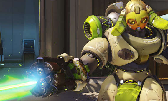 Orisa is now available in Overwatch with additional changes