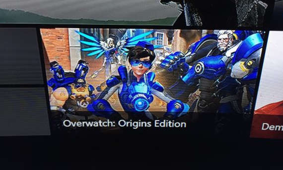 New Overwatch skins leaked on Xbox Live