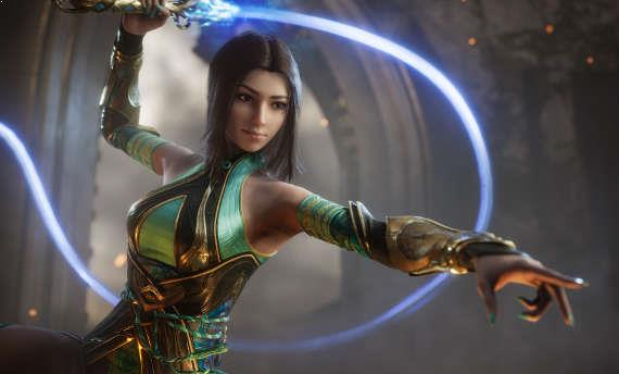 Yin is the latest hero to join Paragon's roster