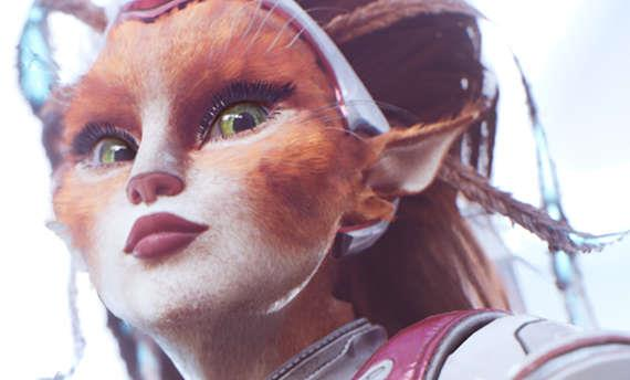 Zinx is the latest character to join Paragon's roster