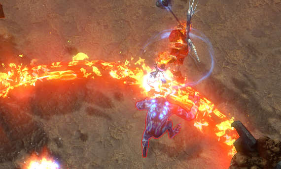 Path of Exile will be available on Xbox One