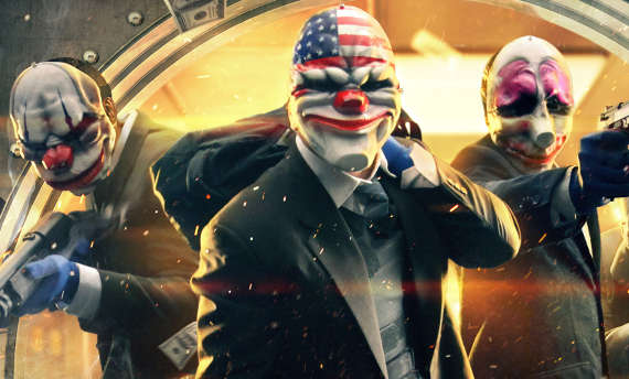 PayDay 2 is getting the VR treatment
