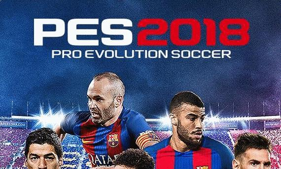 PES 2018 demo out now