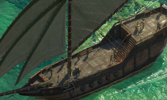 Pillars of Eternity II ended with $4.4 million from crowdfunding