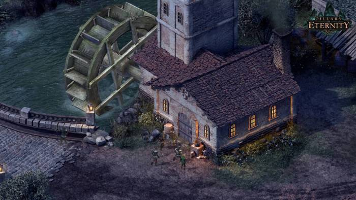 pillars of eternity mill house