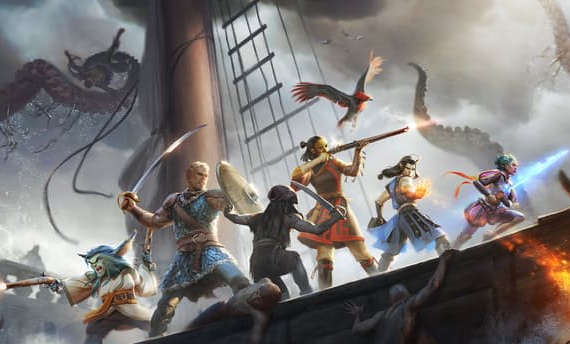 Pillars of Eternity II reaches $3 million in crowdfunding