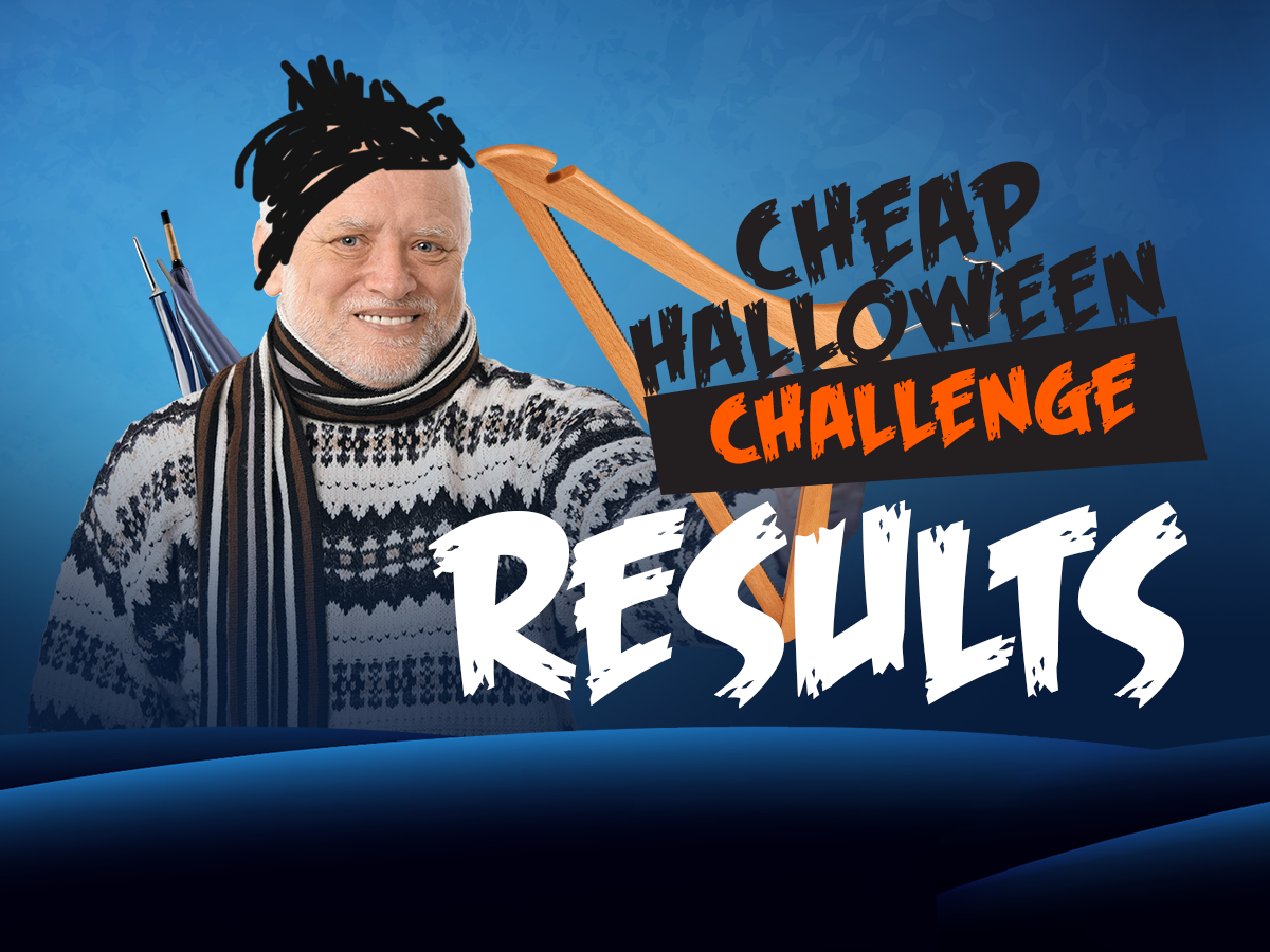 cheaphalloweenchallenge contest results
