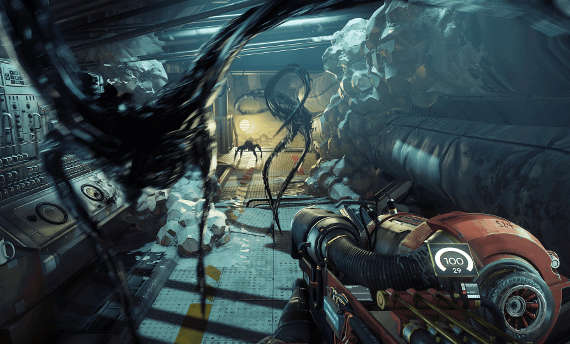 Yep, there's yet another gameplay video from Prey