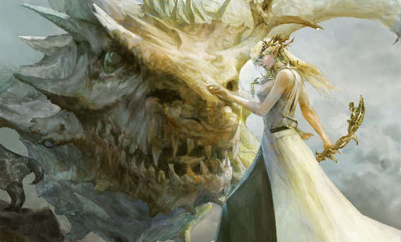 Square Enix announces a new RPG called Project Prelude Rune