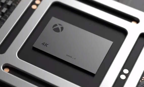 Project Scorpio will be revealed tomorrow