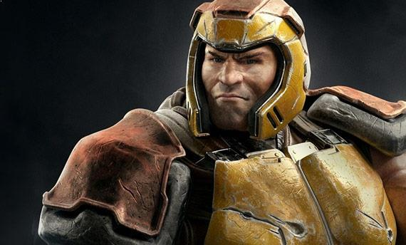 You can sign up for the Quake Champions beta