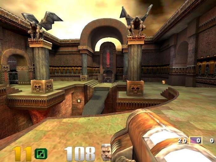 Quake 3 Arena PC Game