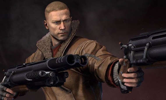 BJ Blazkowicz joins the Quake Champions roster