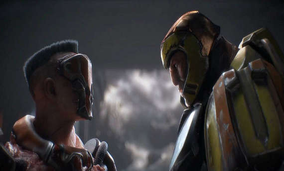 Quake Champions will release on Steam, fear not