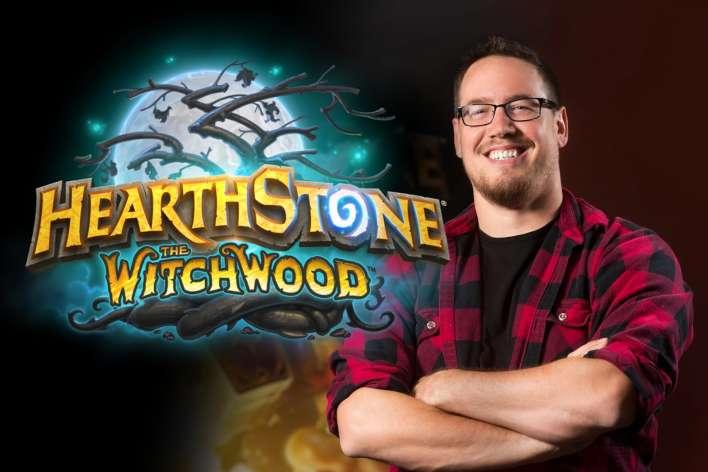 Hearthstone, Hearthstone Witchwood, Hearthstone Ben Brode