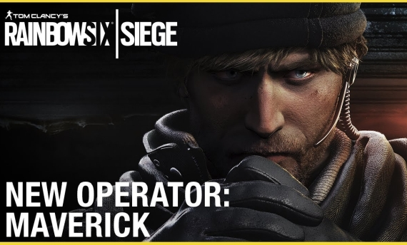Rainbow Six Siege Maverick