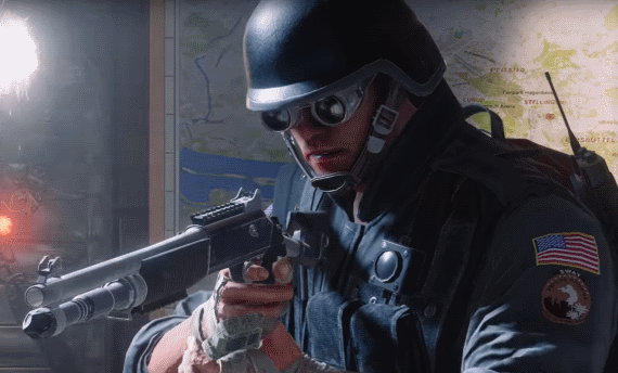 Rainbow Six Siege: Operation White Noise goes live