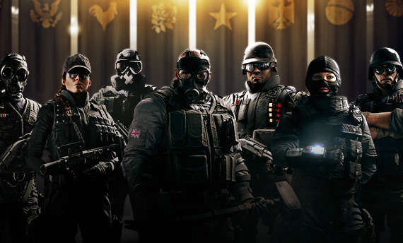 Rainbow Six Siege Mid-Season Reinforcements update to go live