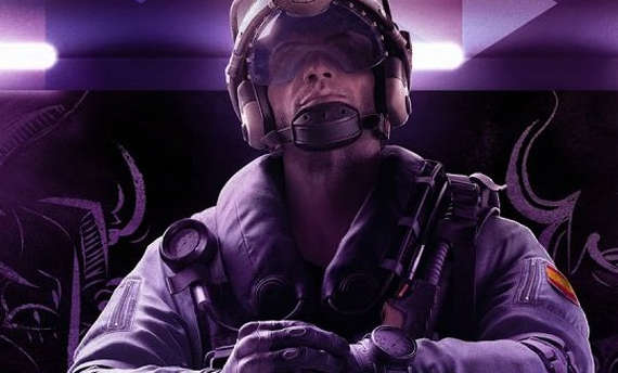 Jackal teased as the next operator for Rainbow Six Siege
