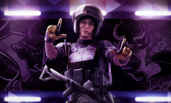 Mira is the second Operator coming to Rainbow Six Siege
