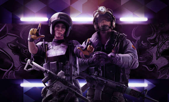 New Rainbow Six Siege operators in trailer action