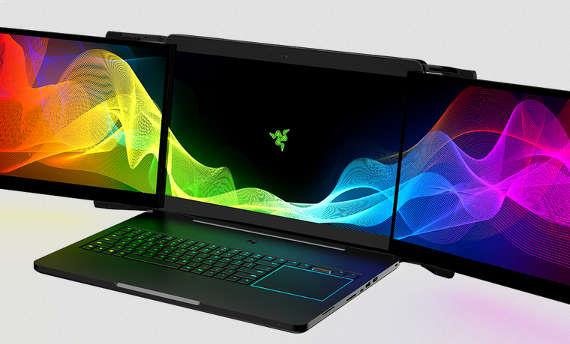 Hans Memling would be proud by Razer's newest laptop
