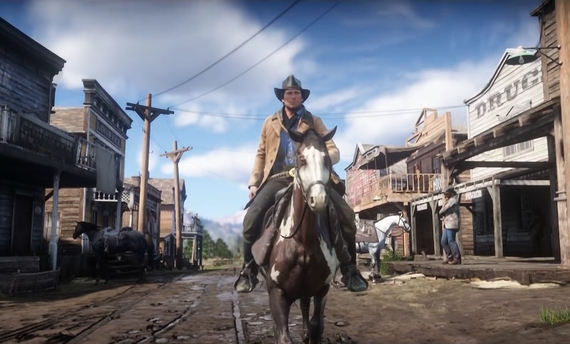 red dead redemption 2 news featured