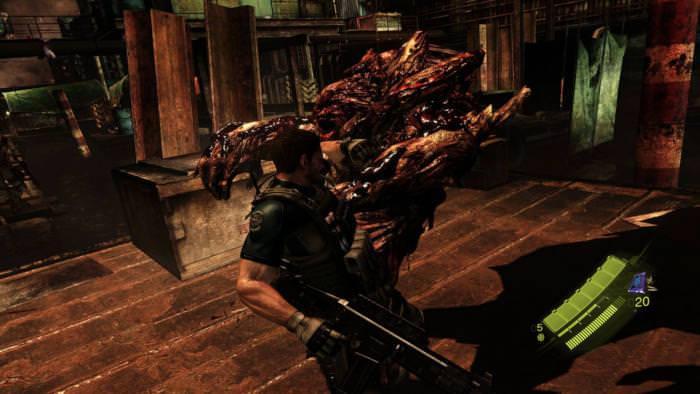 10. Resident Evil 6