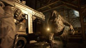 Monster zombie mutation in RE 7