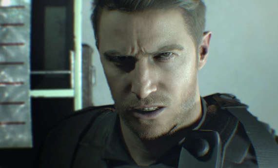 Chris Redfield will star in the free DLC for Resident Evil 7