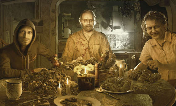 There's a lot of interesting DLC coming to Resident Evil 7
