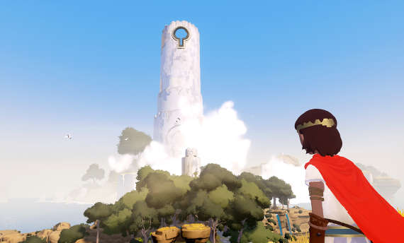 Third developer diary for RiME available